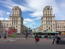 Путешествие в Беларусь. Часть 1