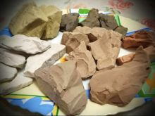 Мел и глина
