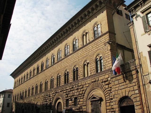 Флоренция. Дворец Медичи и стейк по-флорентийски
