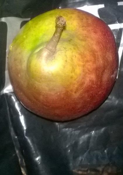 Польза ряженки и фруктов(утро завтрак!)