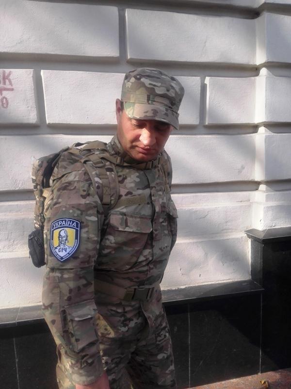 Из ватника в укропы [Киев]