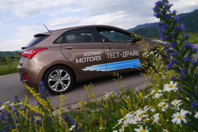 Женский обзор Hyundai i30 (фото)