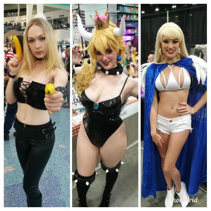 Comic Con 2018. Фоторепортаж