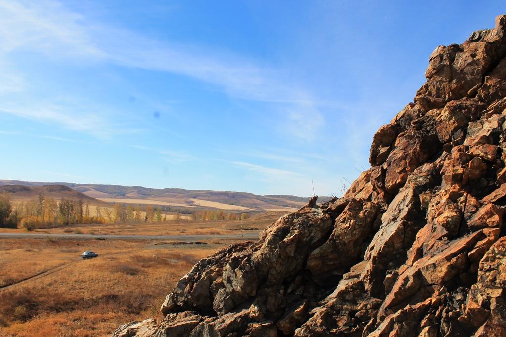 Среди Уральских гор