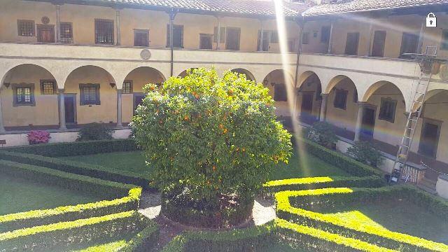 Флоренция. Библиотека Лауренциана и Иль Дуомо