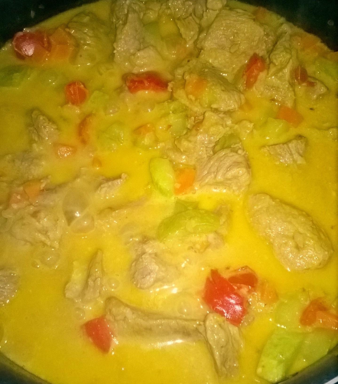 Мясо по-тайски шикарное блюдо!