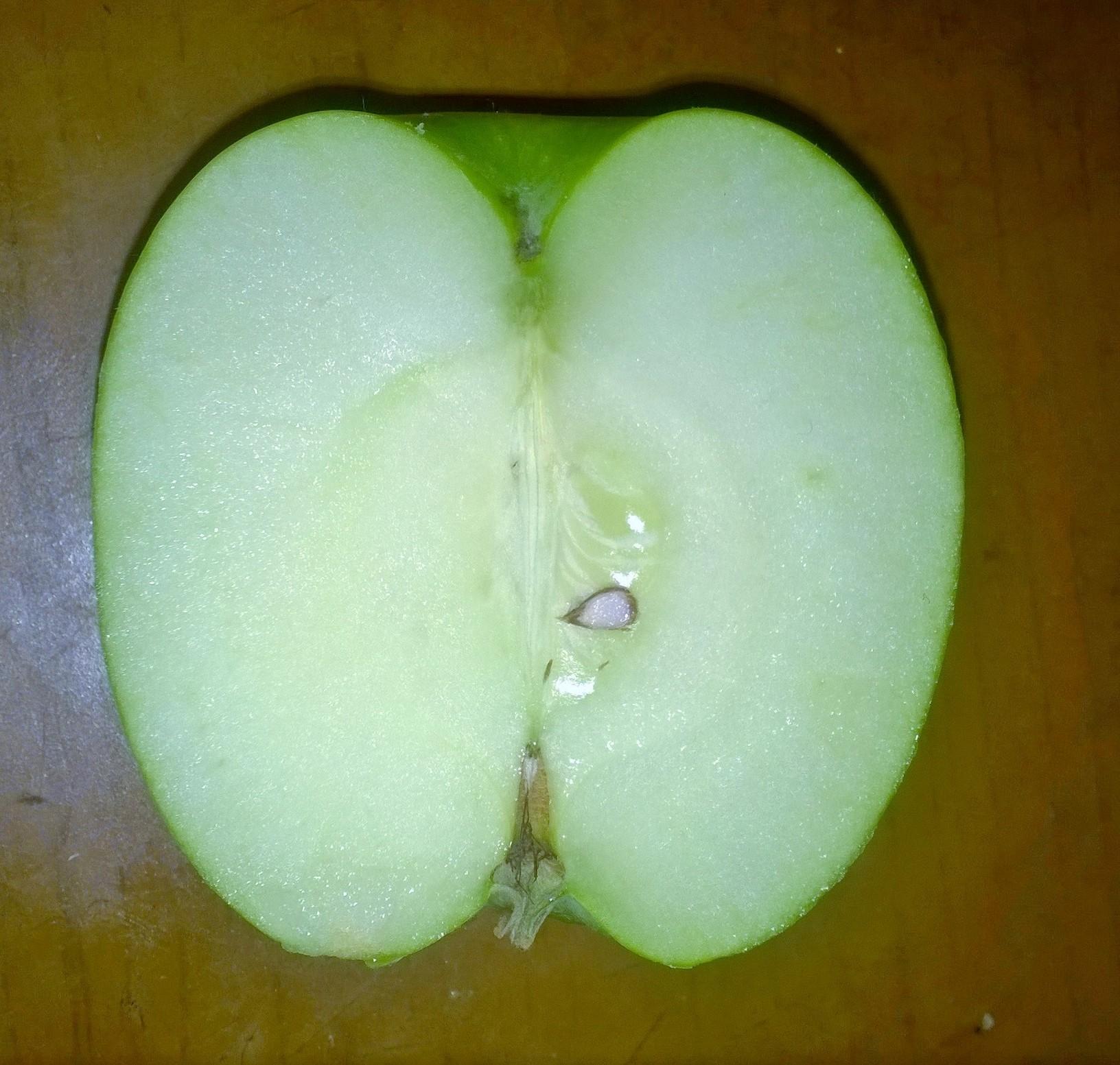Летом фруктовый салат