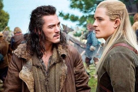 Третья заключительная часть The Hobbit: The Battle of the Five Armies