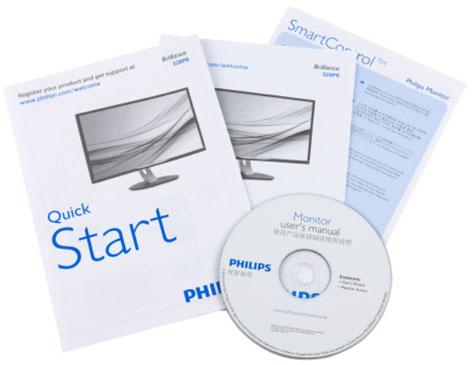 Строго, добротно, солидно: обзор монитора Philips Brilliance 328P