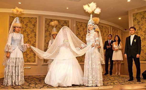 Обряды свадебное платье
