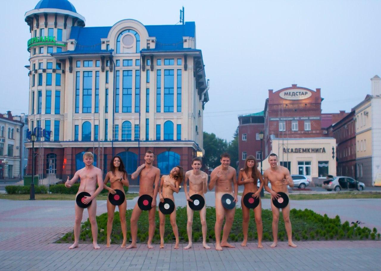 Фото голых в городе томске 7 фотография
