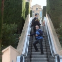 Эскалаторы.