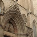 Очередной готический кусок Барселоны.