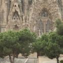 Гауди. Один из символов Барселоны.
