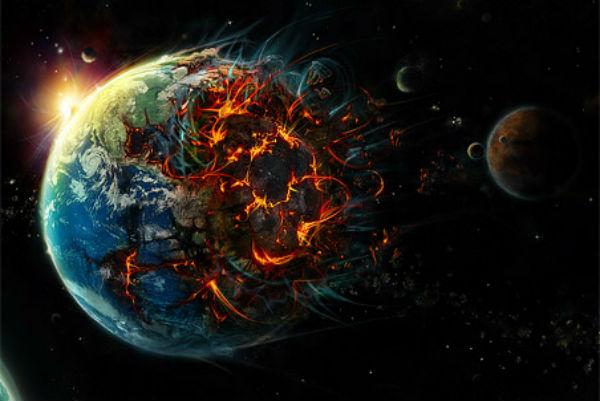 Заметки о конце света. О наших мыслях