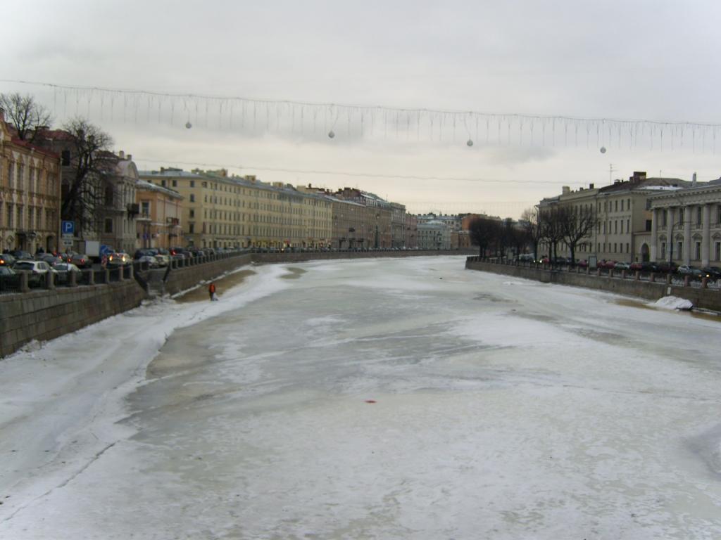 Зимний Петербург, часть вторая