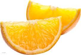 Грусть из-за апельсинов