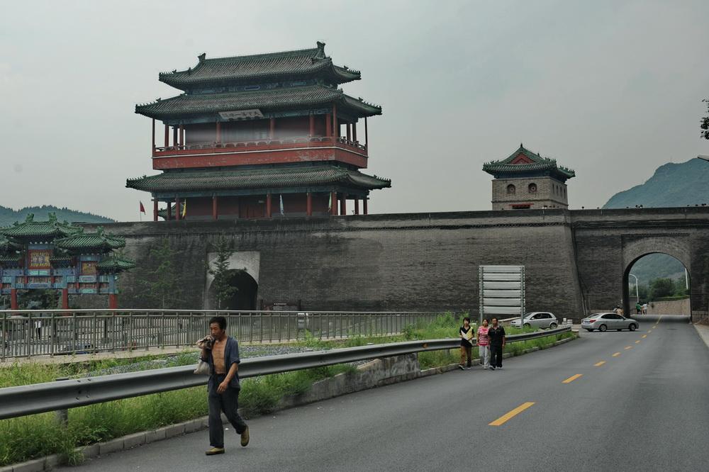 Великая китайская стена путешествия
