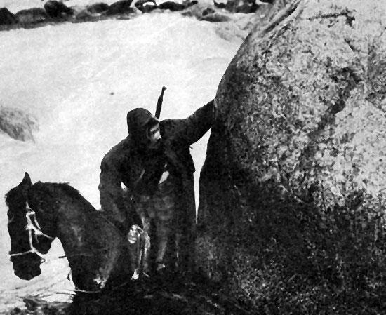 Выстрел на перевале Караш