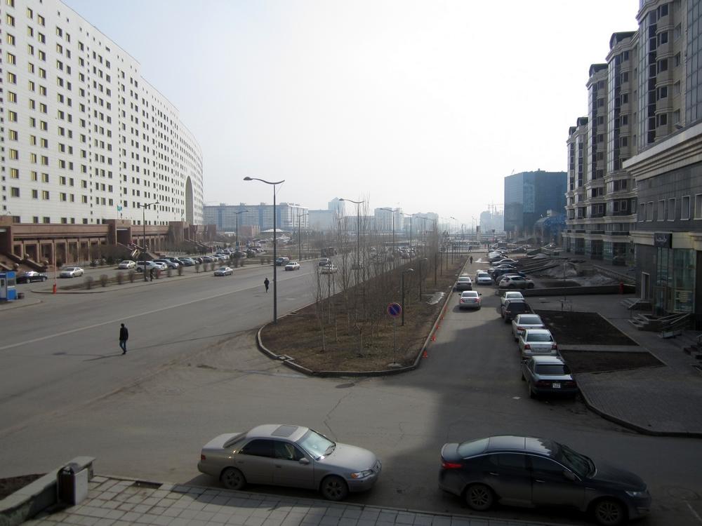 Грибное путешествие. Астана, Астана, я не твой. Часть 2