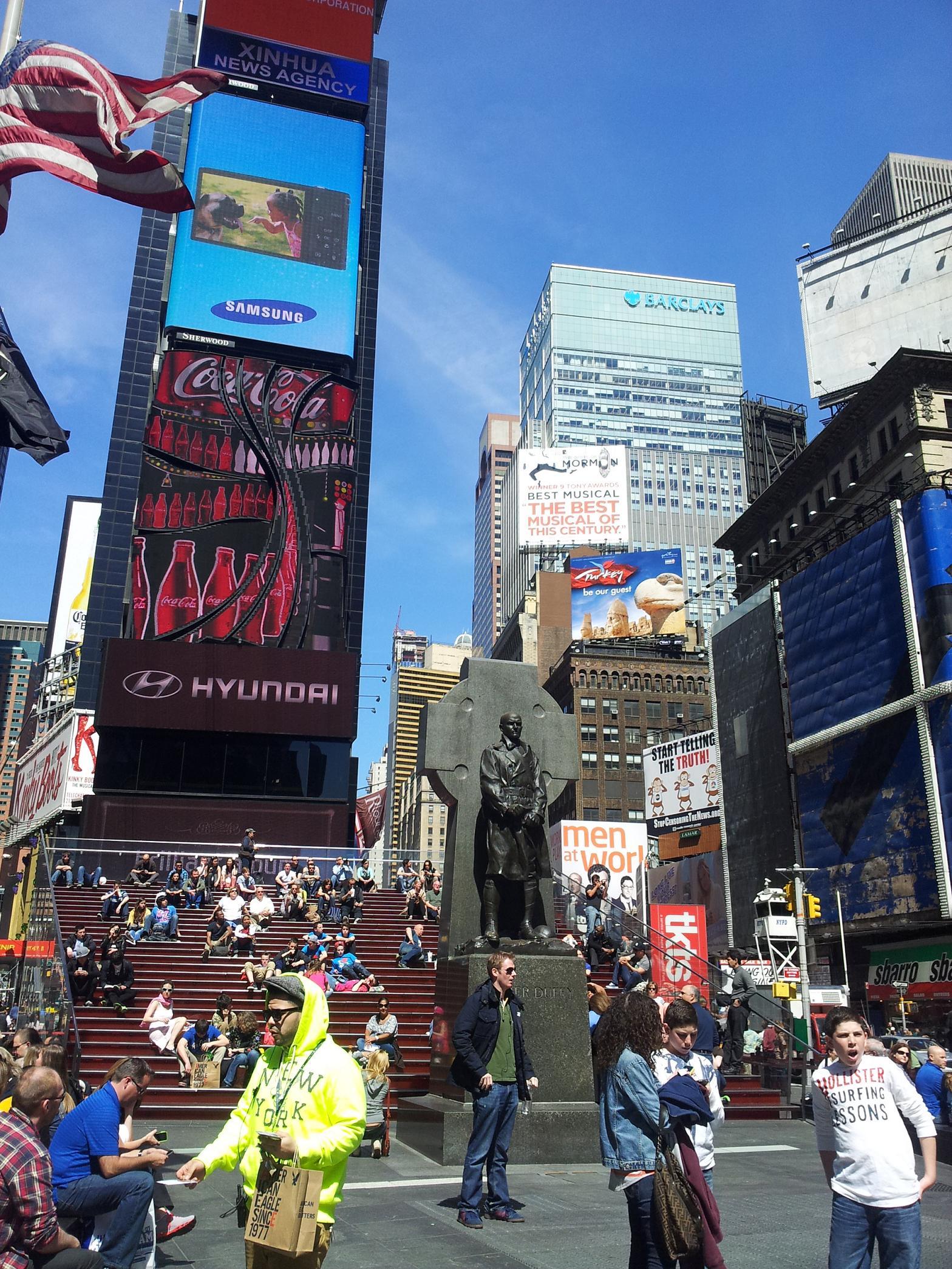 Как почувствовать дух Нью Йорка