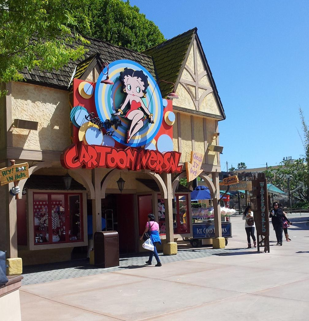 Universal Studios Park, Лос Анджелес