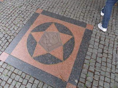 Прага. Взгляд под ноги