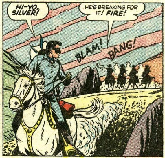 """Этот Дикий-дикий Запад Запад """"Одинокого Рейнджера"""""""