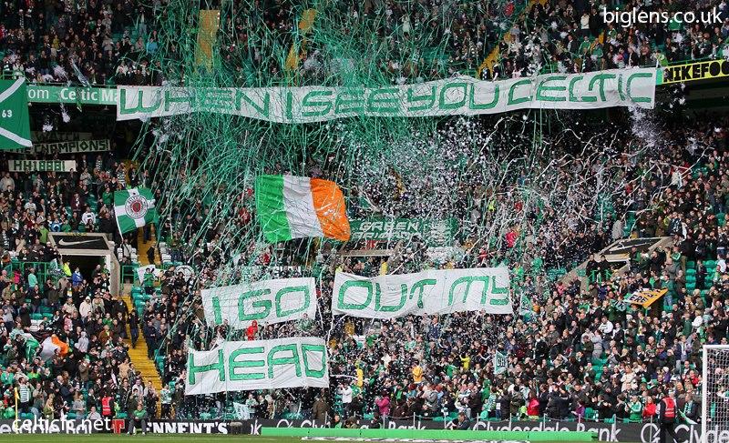 Немного о самом ирландском шотландском клубе