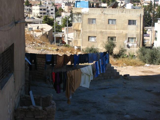 Иордания: возвращение домой