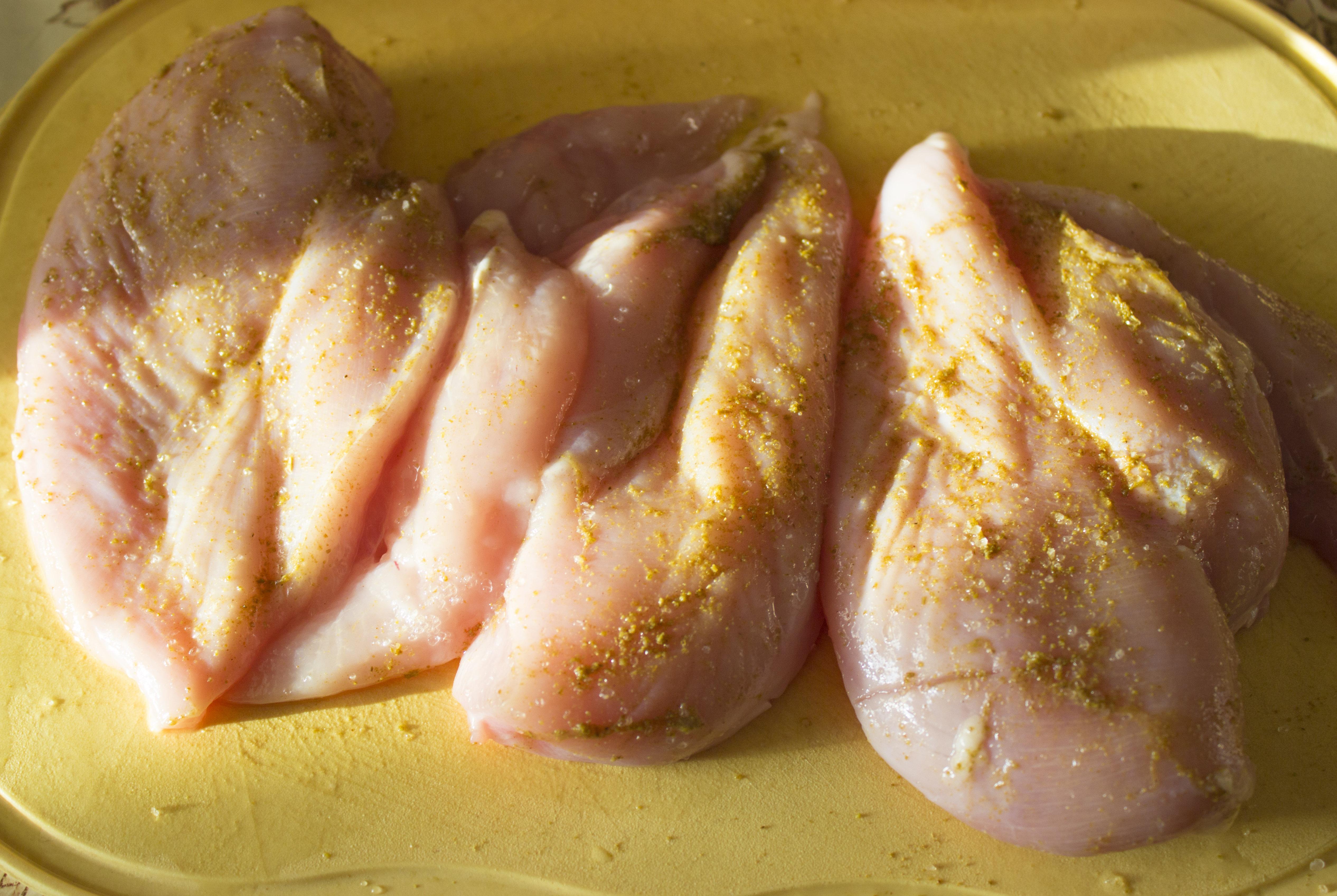 Рецепт куриного филе в фольге