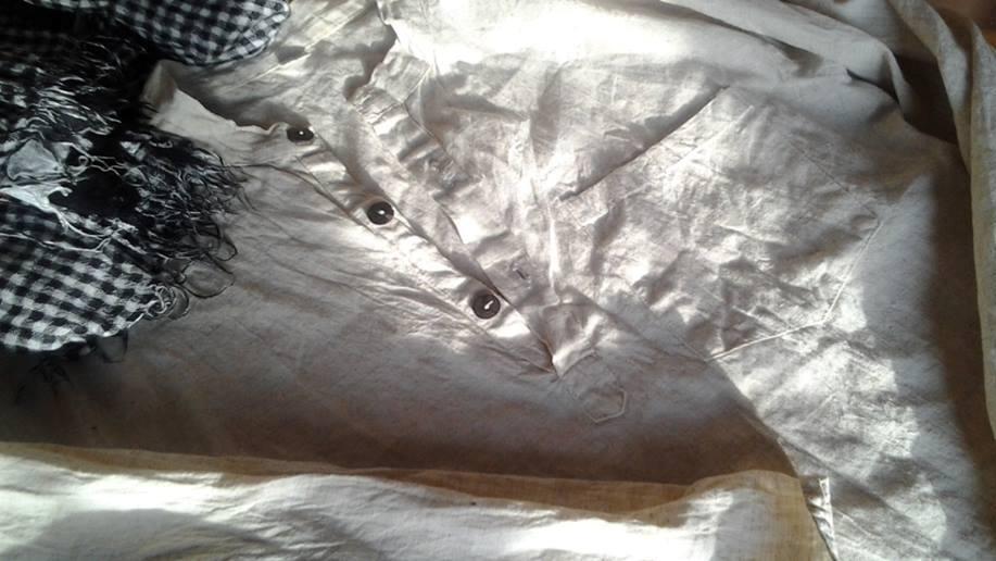 नमस्ते! Записки из хижины-3. Dress Code