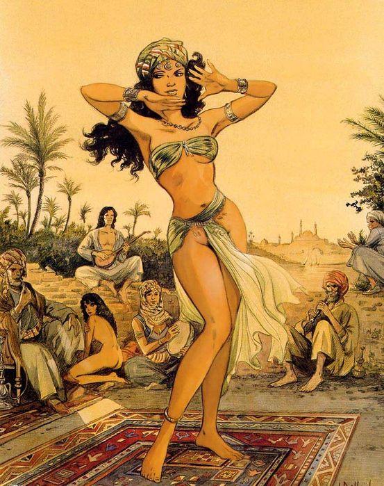 История секса Секс в далекой древности