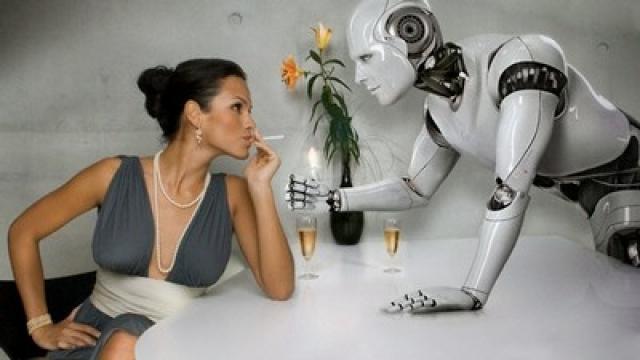 Никола Тесла «Она, андроид и зяблик»