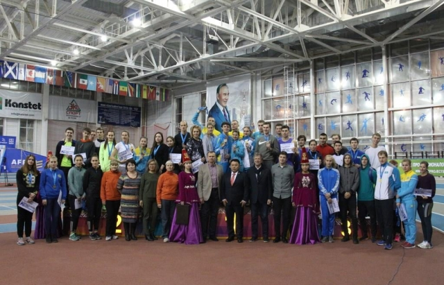 Кубок РК по легкой атлетике завершился в ВКО