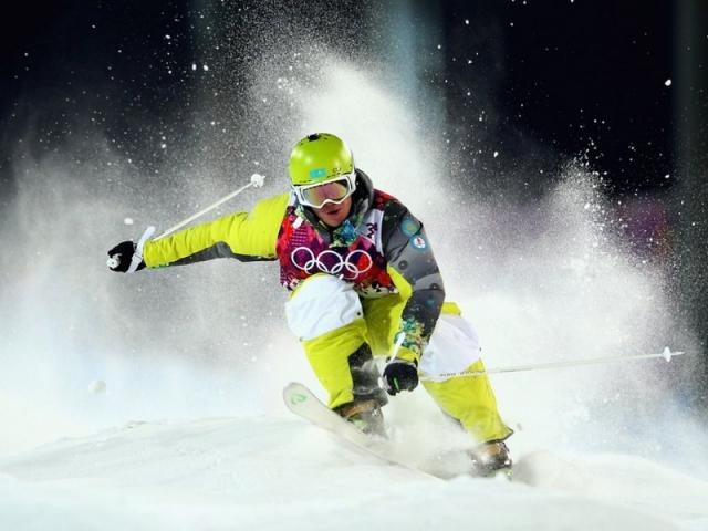 Дмитрий Рейхерд выиграл серебряную медаль на этапе Кубка мира