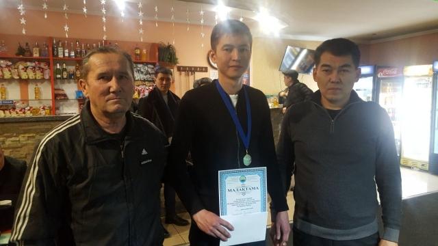 В ВКО прошёл чемпионат области по бильярду