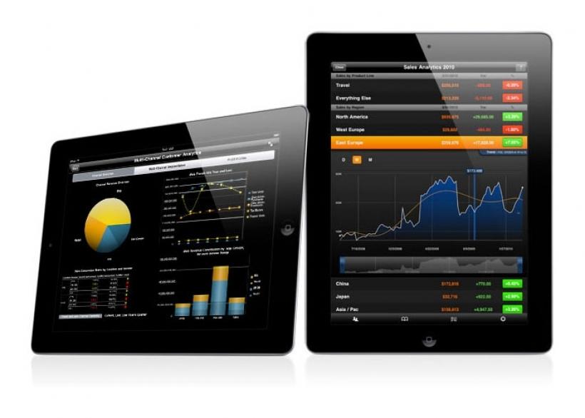iPad для бизнеса. Семинар от Apple в Астане