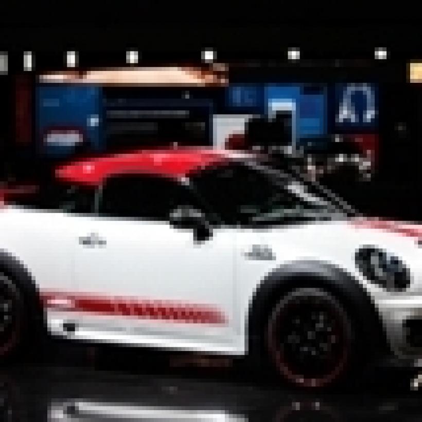 Mini Coupe, от 875 000 до 1 145 000 рублей
