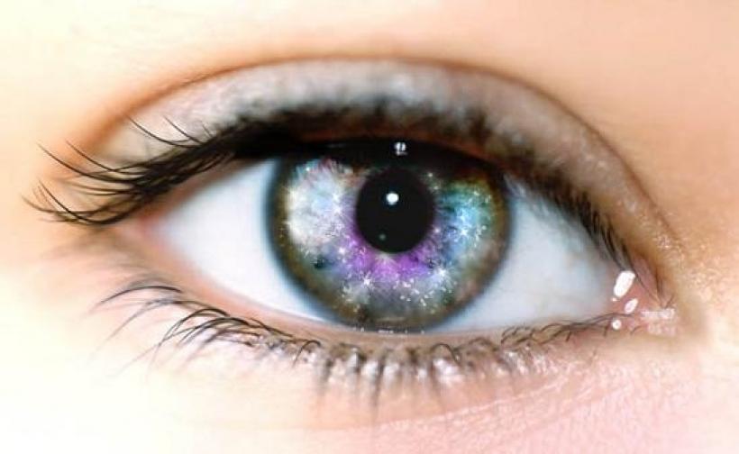 Зрение человека картинки 5