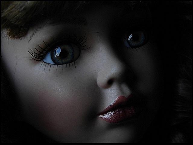 Страшная колыбельная для куклы