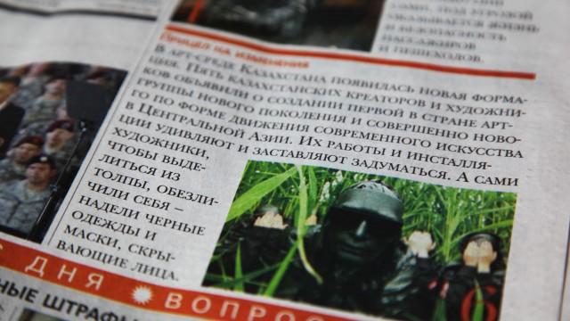 Artgroup5 – новая формация в арт-среде Казахстана