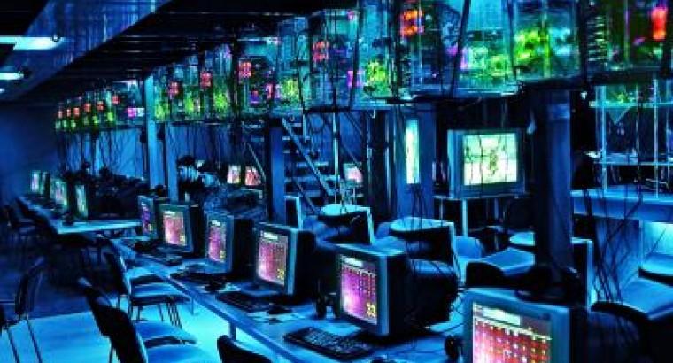 """Мозговой штурм - Бизнес план """"Компьютерный клуб из одного сервера"""""""