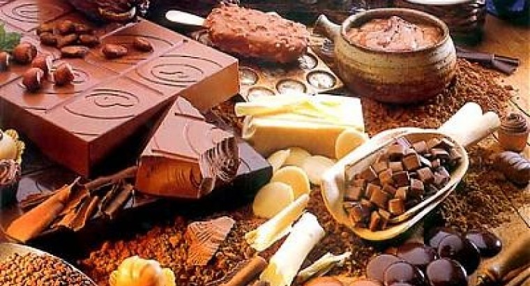 фото шоколада красивые