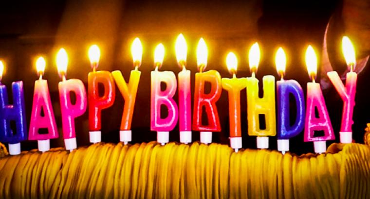 Рингтон поздравление с днем рождения