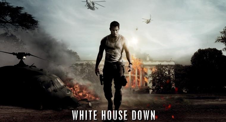 Штурм Белого дома/ White House Down. Рецензия на фильм