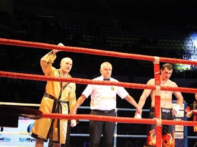 Боксеры «Astana Arlans» одержали победу в первой встрече полуфинала WSB