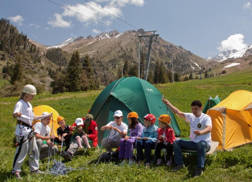 проект по детскому туризму