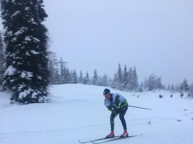 Лыжник из ВКО одержал победу в Финляндии