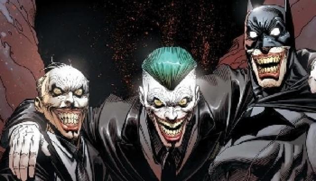 "GEEKtar: ""Бэтмен. Эндшпиль"""